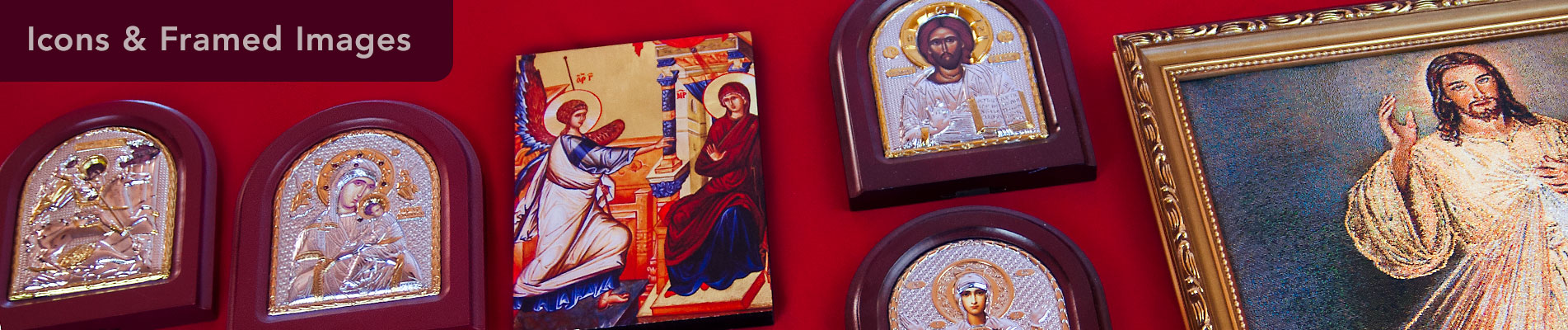 Icons & Framed Images