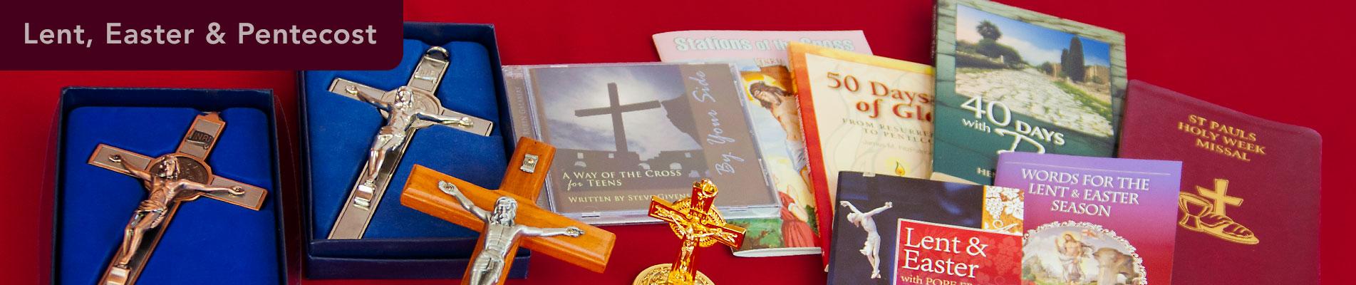 Lent, Easter & Pentecost