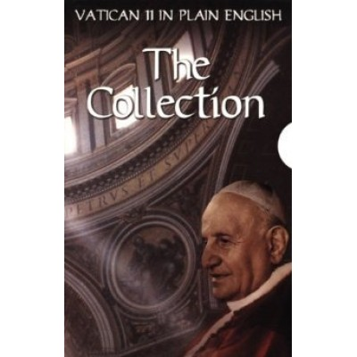 Vatican 11 in Plain English: The Collection (boxed set)