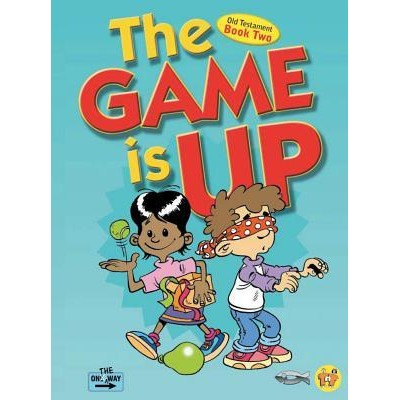 Game Is Up Book 2 Old Testament