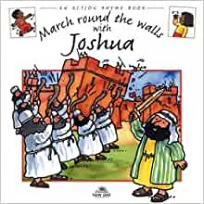 Action Rhyme - March Around The Walls With Joshua