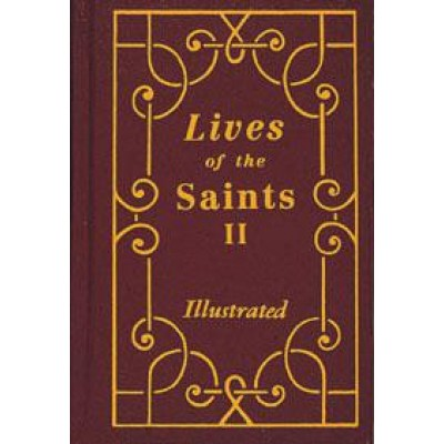 Lives of the Saints II Illustrated