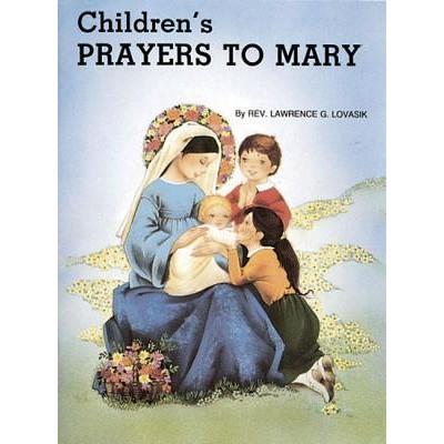 SJPB:Childrens Prayers to Mary