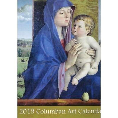Columban Art Calendar 2019 SOLD OUT