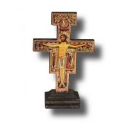 Crucifix:San Damiano 80x60mm