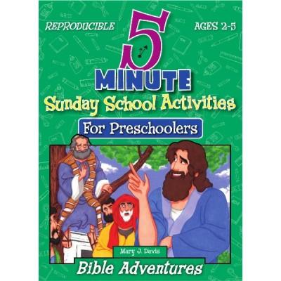 Bible Adventures-Pre-school