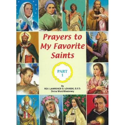 Prayers to My Favorite Saints-Part 1