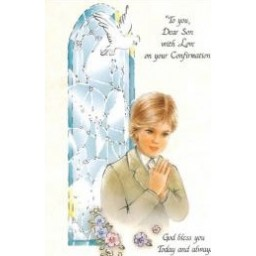 Card: Confirmation Son