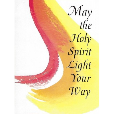 Confirmation May the Holy Spirit