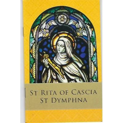 St Rita of Cascia St Dymphna