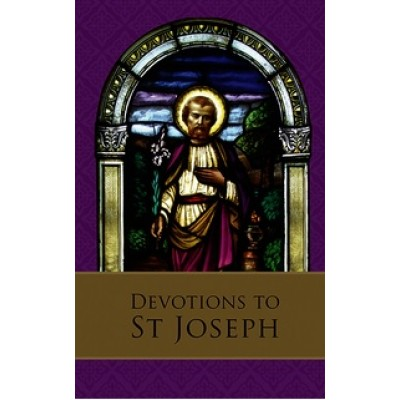 Devotions to St Joseph (C)(F)