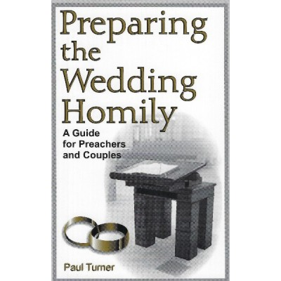 Preparing the Wedding Homily