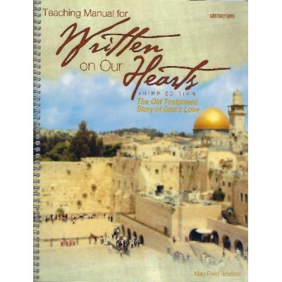 Written On Our Hearts (Third Ed) Teaching Manual (ws25)