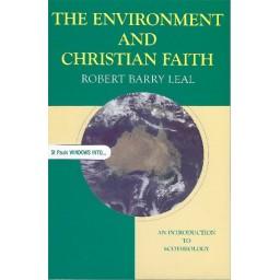 The Environment and Christian Faith