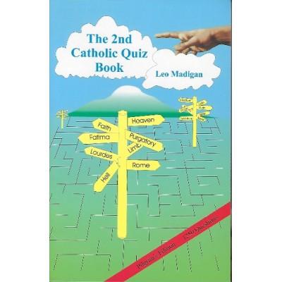 Catholic Quiz Book 2nd Pilgrim's Edition