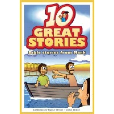 Ten Great Stories from Mark