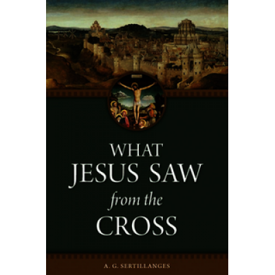 What Jesus Saw from the Cross