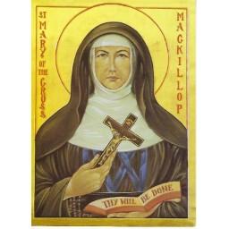 St Mary MacKillop( Frameable print)
