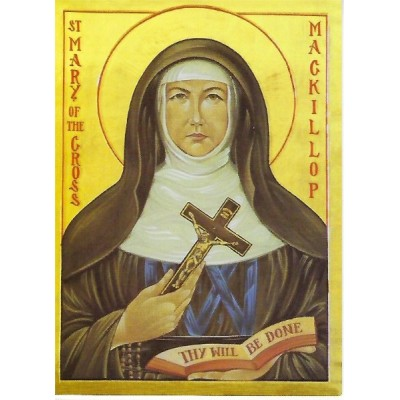 St Mary MacKillop( Frameable print)