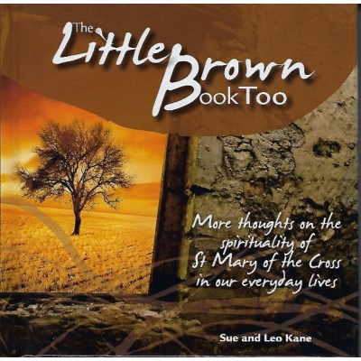 Little Brown Book Too St Mary of the Cross