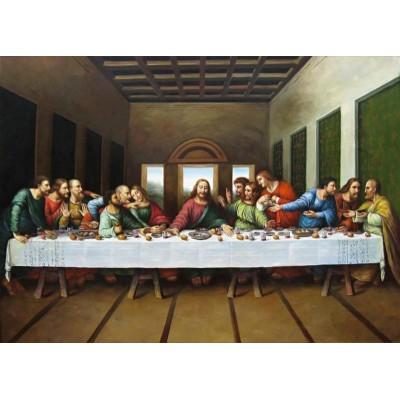 Last Supper sm oblong 18x30cm