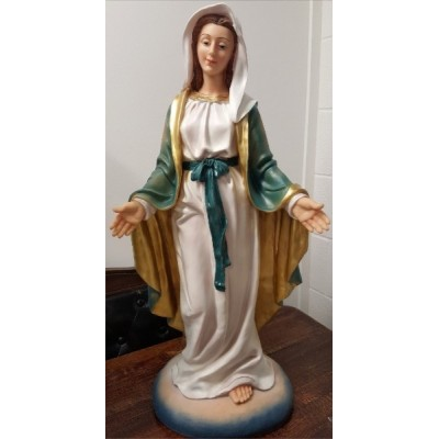 Statue:Our Lady of Grace 70cm