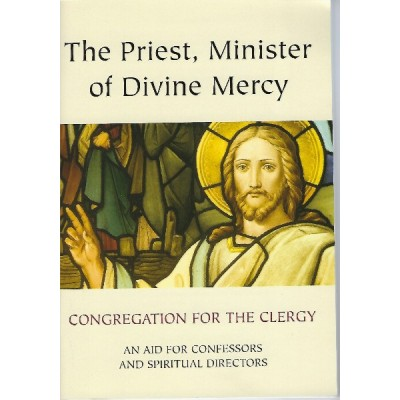 Priest, Minister of Divine Mercy