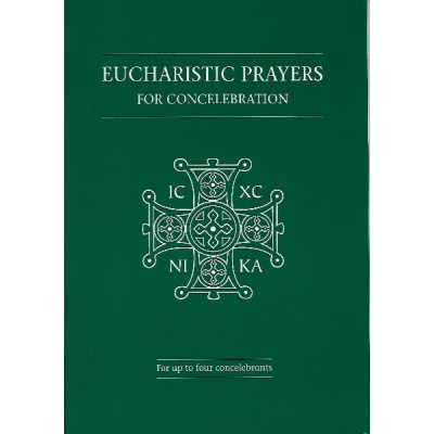 Eucharistic Prayers for Concelebration (4 concelebrants) (F)