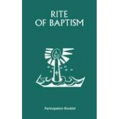 Rite of Baptism Participation Booklet