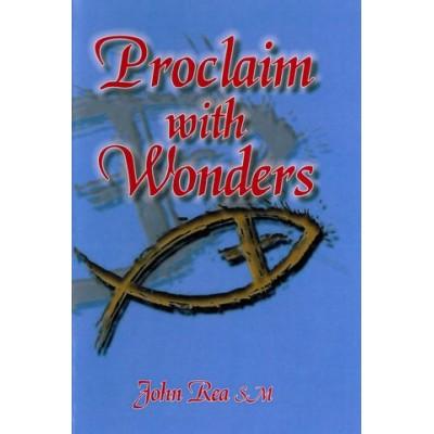Proclaim With Wonders