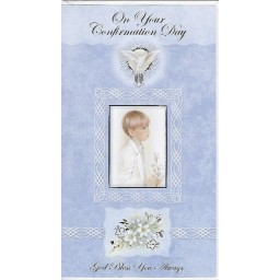 Card:Confirmation Boy