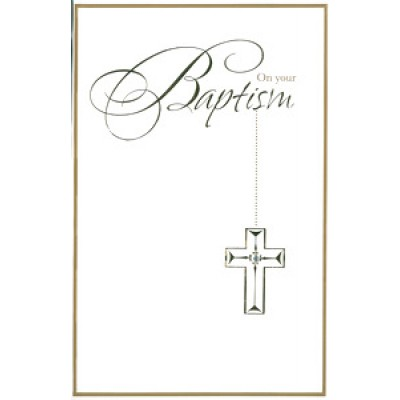 Card:On Your Baptism