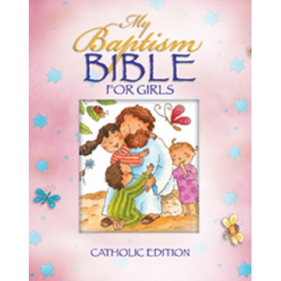 My Baptism Bible for Girls ( Pink)
