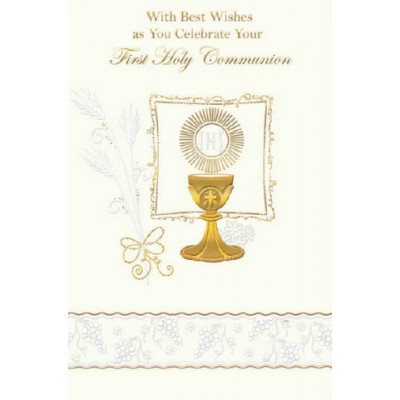 Card:First Holy Communion