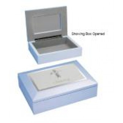 Memories Box: Christening Blue