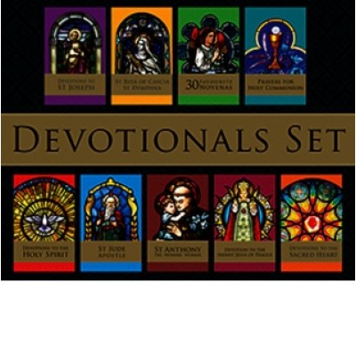 Devotional & Saint Series 9 Books