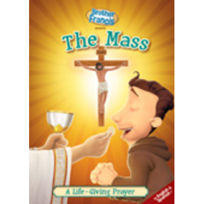 Brother Francis DVD:The Mass: A Life Giving Prayer