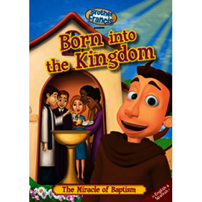 Brother Francis DVD: Born Into The Kingdom