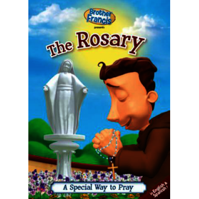 Brother Francis DVD: The Rosary - A Special Way To Pray