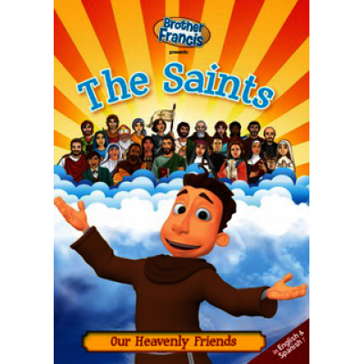 Brother Francis DVD: The Saints - Our Heavenley Friends