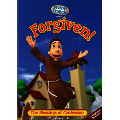 Brother Francis DVD: Forgiven the Blessings of Confession
