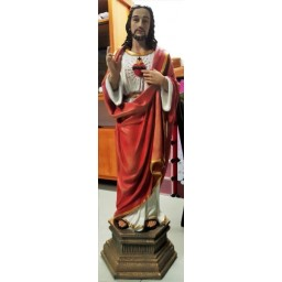 Statue:Sacred Heart of Jesus 130cm