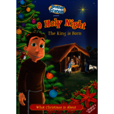 Brother Francis DVD: O Holy Night The King is Born
