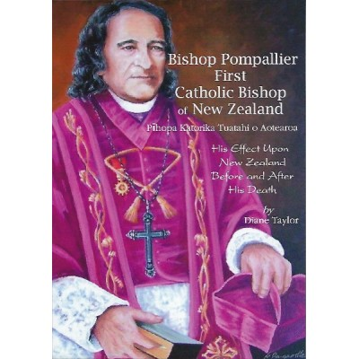 Bishop Pompallier First Catholic Bishop of New Zealand