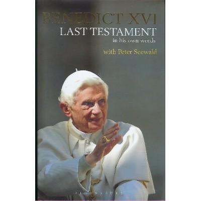 Pope Benedict  Last Testament