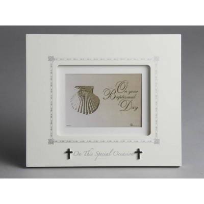 Photo Frame - Baptism