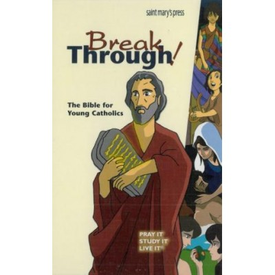 Break Through ! Bible for Young Catholics Flexi