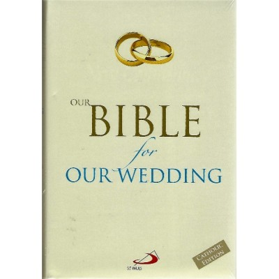 New Community Bible: Our Bible for Our Wedding White
