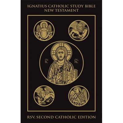 Ignatius Study Bible (RSV) - New Testament P/B