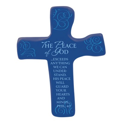 Hold onto the Cross - The Peace of God exceeds anything